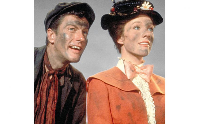 Mary Poppins Dick Van Dyke