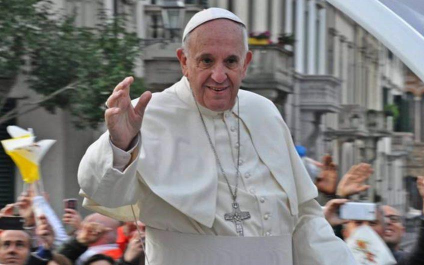Pope Francis In Prato 87