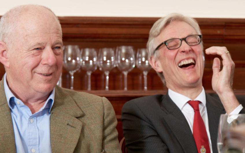 Smiley's last Laugh