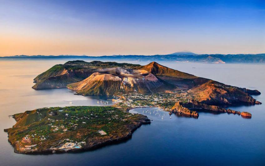 Italy Sicily And The Aeolian Islands The Tyrrhenian Sea