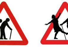 Don't give me dancing oldies on road signs - the Old Un