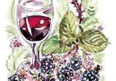 Elisabeth Luard - Food for the floating gourmet