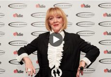 Oldie Keep Calm and Carry On Award winner Amanda Barrie on Carry On​