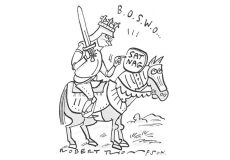 Bosworth: from a riderless horse to driverless cars. By David Horspool