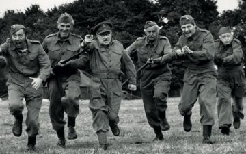 Happy 80th birthday to the real Dad's Army - by 'stupid boy' Ian Lavender