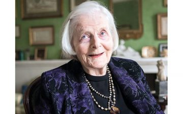 Happy 100th birthday, Clarissa Avon, Anthony Eden's widow