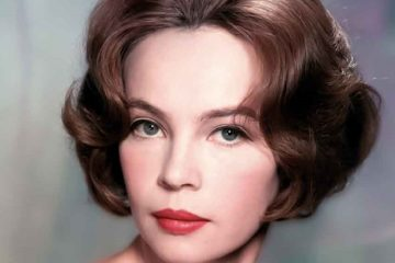 Leslie Caron, The Oldie of the Year - Hugo Vickers