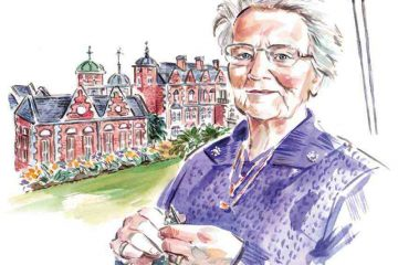 Margaret Seaman, Oldie Champion Knitter of the Year - Willaim Cook