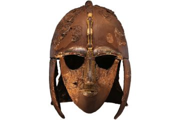 The treasures of Sutton Hoo