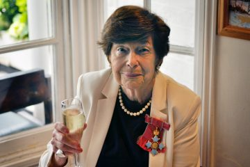 RIP Katharine Whitehorn, 92 – my friend and the ultimate journalist. By Charlotte Metcalf