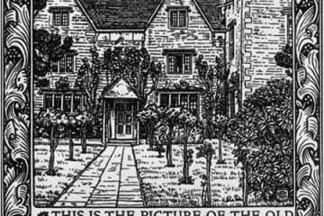 Candida Lycett Green explores William Morris's country retreat