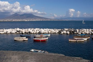 The Bay of Naples with Charlie Hall (28 September - 5th October, 2020)