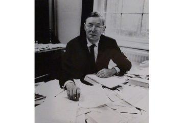 John Pope-Hennessey, my inspiration - Michael Mallon