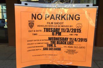 Hollywood leaves New York – James Fletcher