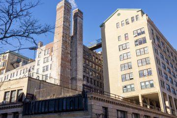 Industrial New York – in Greenwich Village