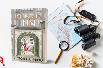 Win a copy of Fountain Inn by Victor Canning
