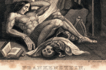 Mary Shelley was right – Frankenstein's electricity gives us life