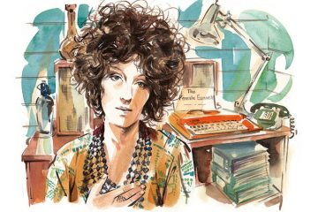 Germaine Greer's battle with the country wind