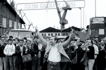 Gdansk – where Lech Walesa began his crusade