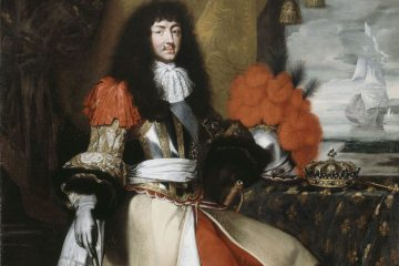 Louis XIV –the king who loved war too much