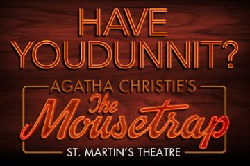 AGATHA CHRISTIE'S THE MOUSETRAP  - Save 33% on all tickets!
