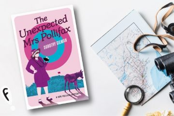Win a digital copy of the first Mrs Pollifax Mystery, newly published by Farrao!