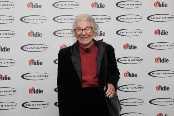 Judith Kerr wins the Oldie Tigress We'd Like to Have to Tea Award