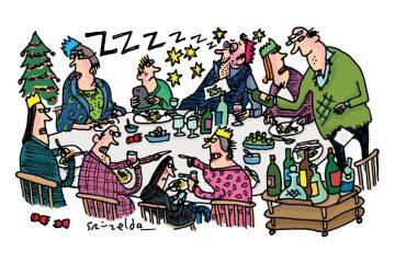 Staying sober at Christmas - Henry Jeffreys