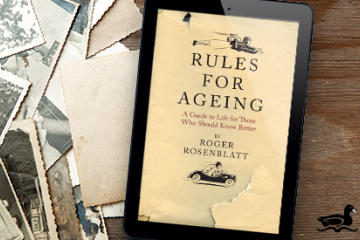 Win a copy of Rules for Aging (ebook)