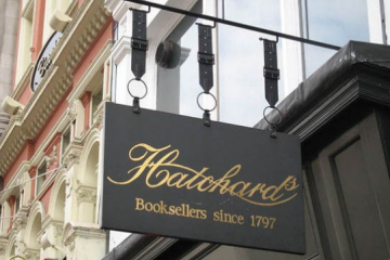 Hatchards, the ultimate bookshop – Harry Mount