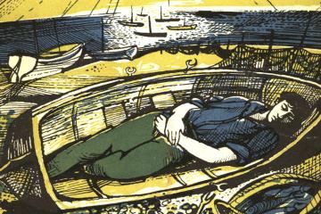 John Minton, an artist killed by prejudice