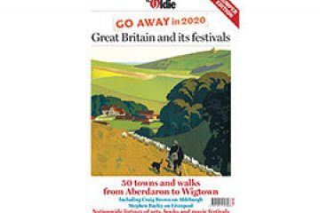 GO AWAY – The Oldie Guide to Great Britain and its Festivals 2020