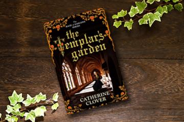Win a copy of The Templar's Garden