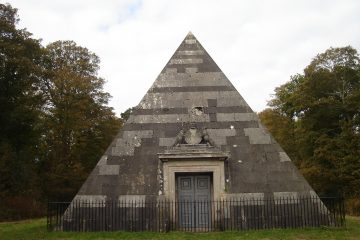 The Blickling Pyramid