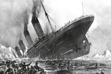 Journey's end for the Titanic