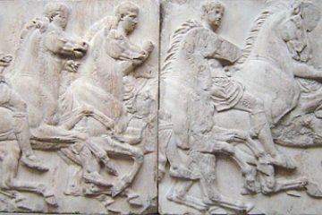 Why American Congressmen want to send the Elgin Marbles back to Greece - Harry Mount