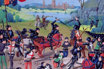 Agincourt – the muddy hill that defeated the French