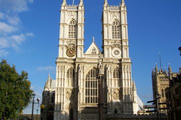 The Queen's broadcast from the greatest church in Britain - Harry Mount