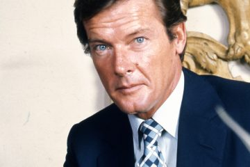 I was a Bond Girl –and Roger Moore was an utter gentleman. By Madeline Smith