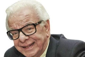 Barry Cryer, Comedy Legend – Oldie Podcast