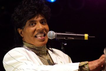 RIP Little Richard (1932-2020) – one of the great oldie pop stars who kept rocking on