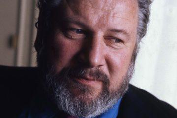 I once met Peter Ustinov –Dan Zerdin
