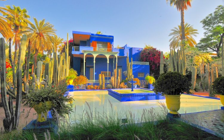Tour of the Gardens of Marrakech and the Atlas Mountains with Matthew Biggs, 24th April - 1st May, 2019