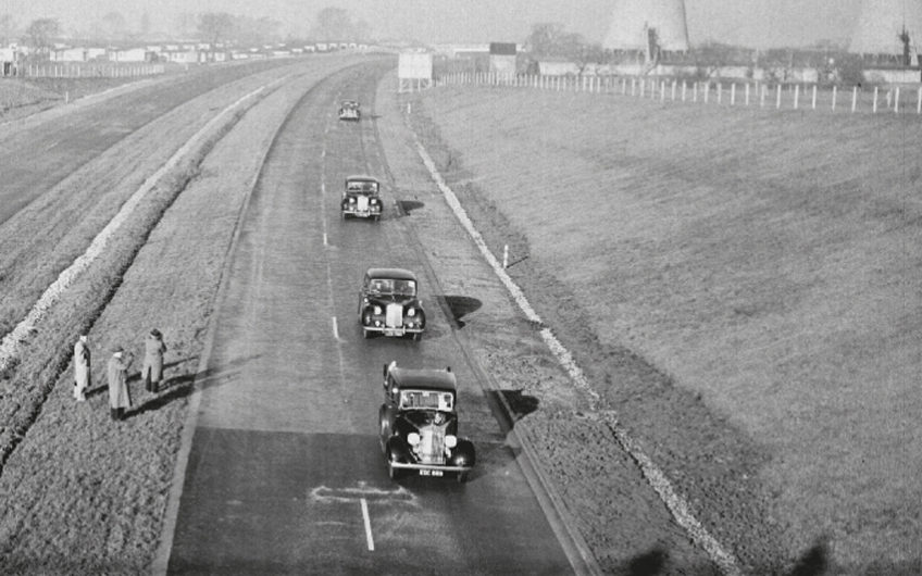 Olden Life: What was The Preston Bypass?