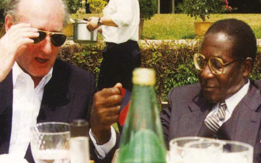The day when  Mugabe turned nasty