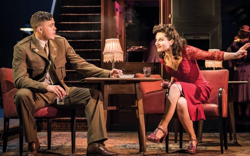 Theatre: Mood Music and Absolute Hell, reviewed by Paul Bailey