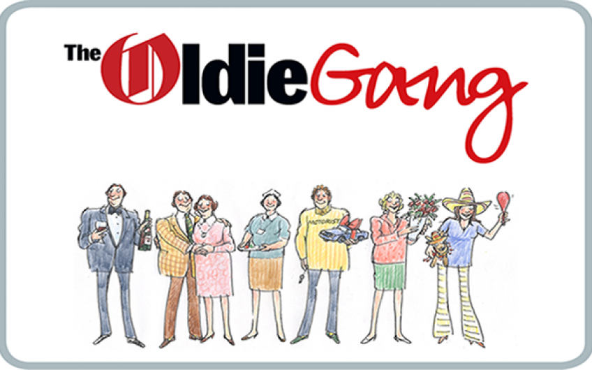 Instructions for how to join The Oldie Gang