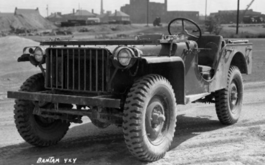 Motoring : Alan Judd talks about the Jeep