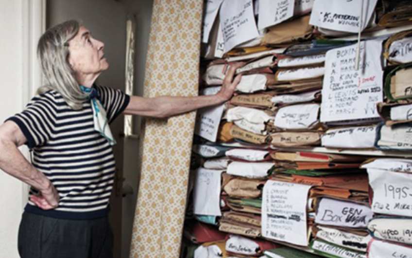 Meet the human Google – Edda Tasiemka, 95