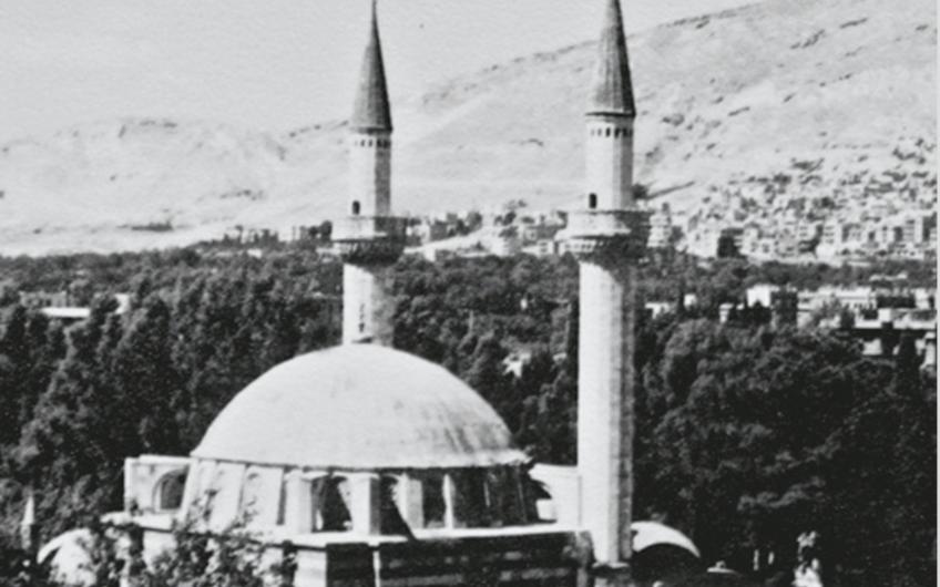 Memory Lane: My idyllic road to Damascus by Josceline Dimbleby